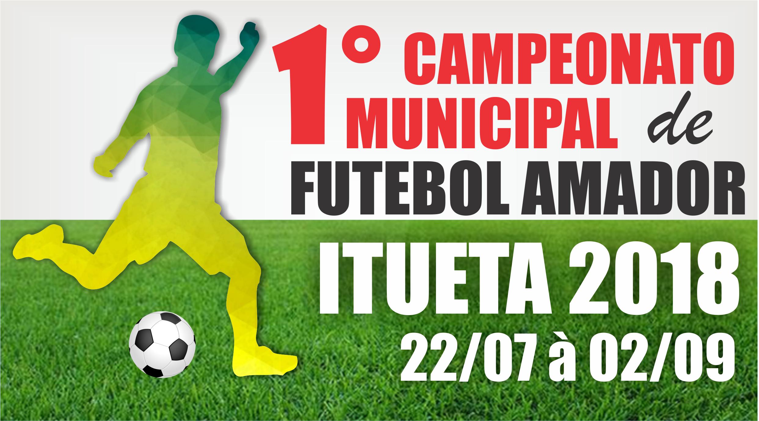 Campeonato de Futebol Amador de Itueta